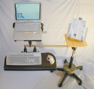 The Easy Chair Workstation. This ...